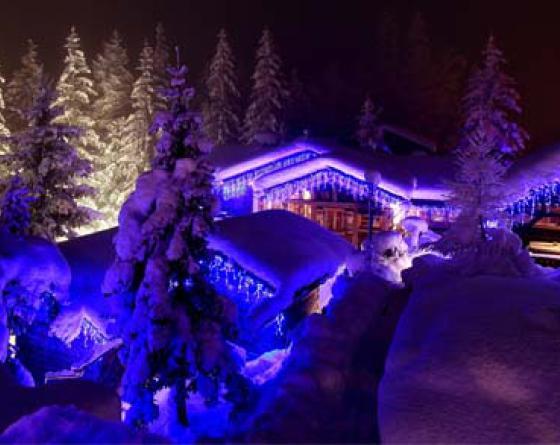 """"""" Noël à la Montagne """""""