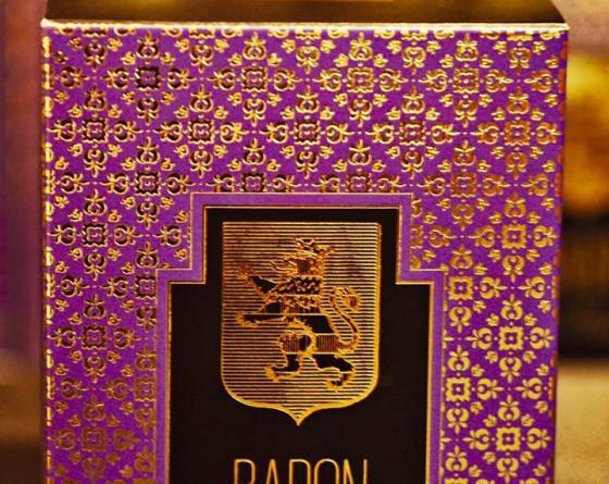 Bougies Baron di Mistri Trois odeurs Trois ambiances
